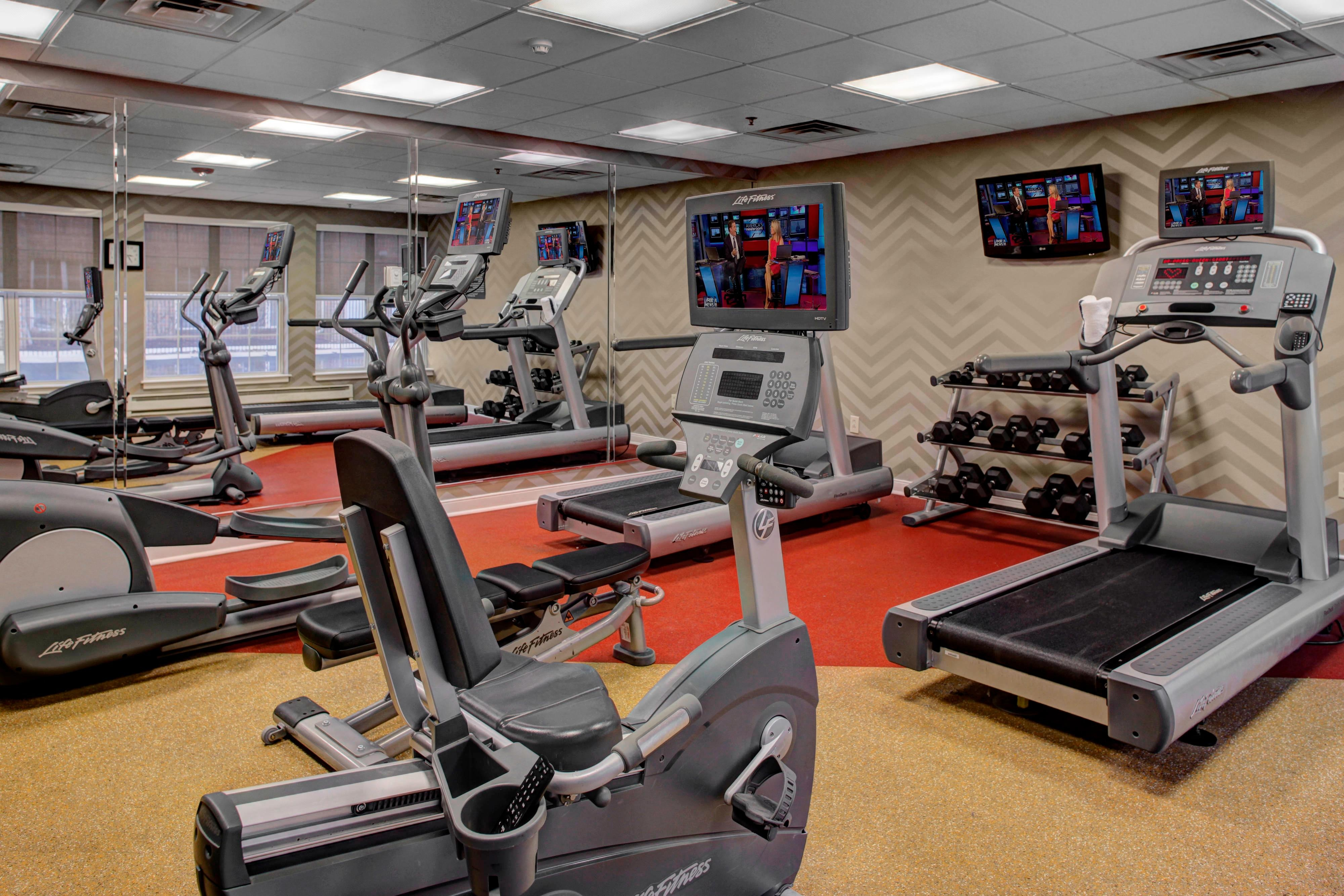 Beachwood hotel Fitness