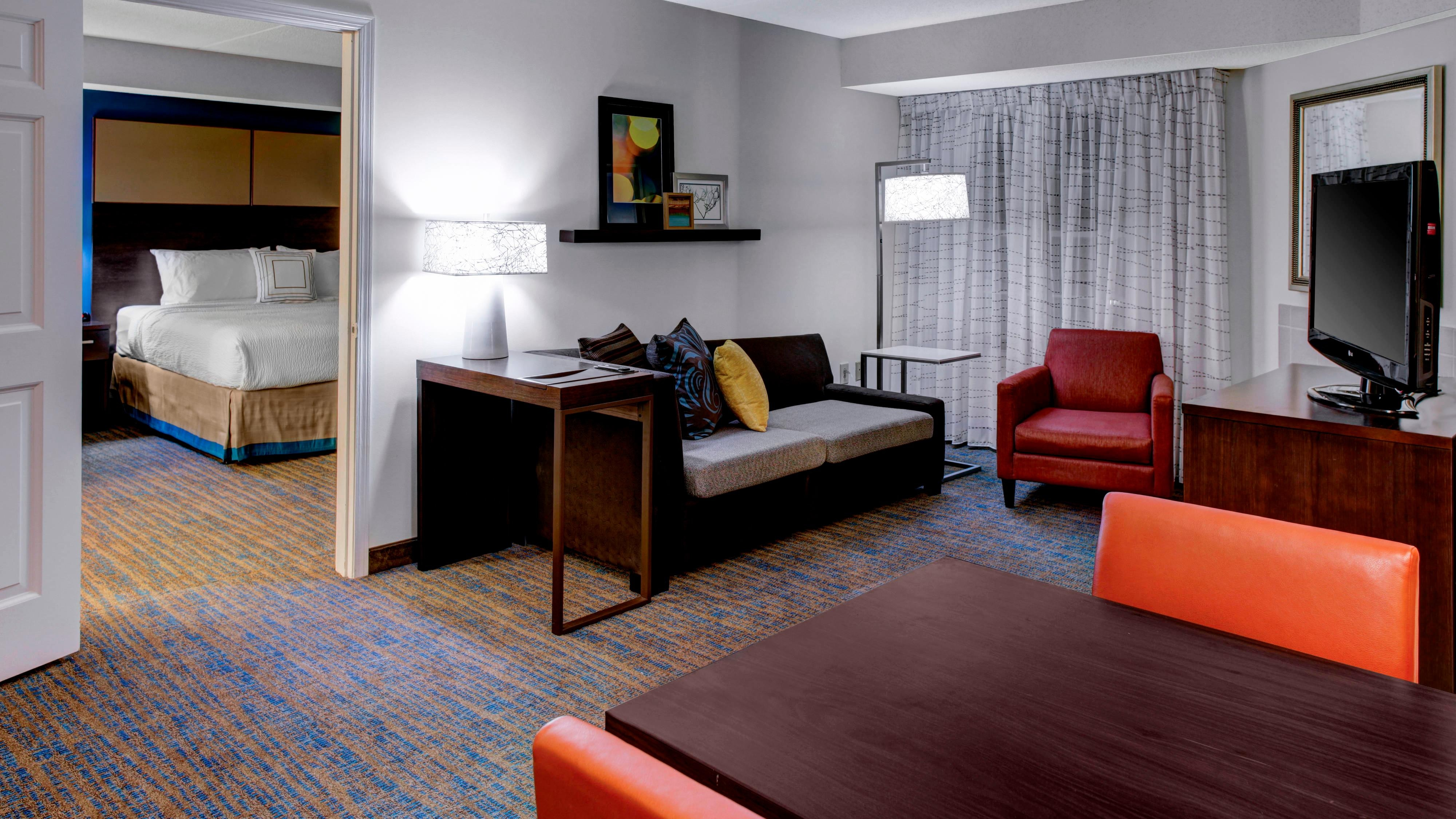 Extended Stay hotel Cleveland