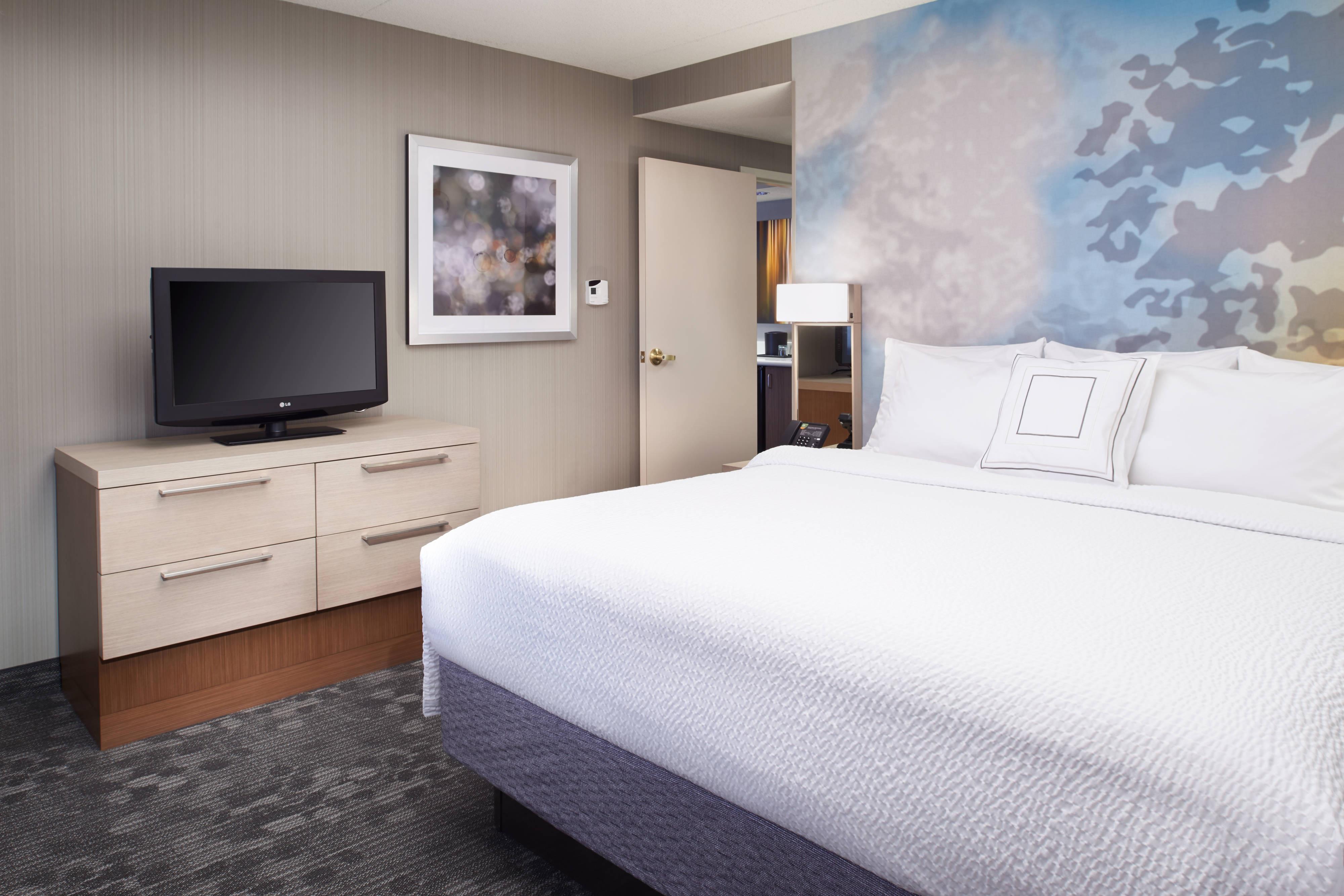 Suite King – Dormitorio