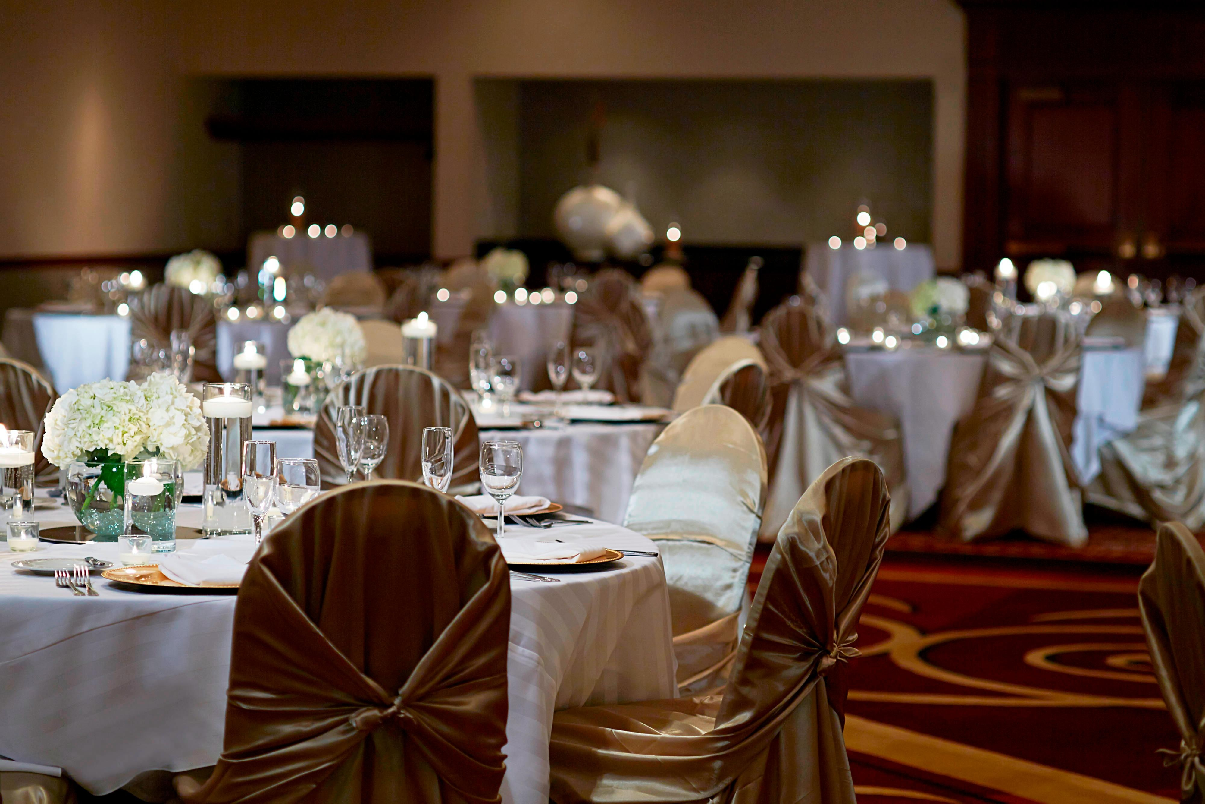 Ballroom Weddings near Cleveland