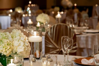 Salon Ballroom – Wedding