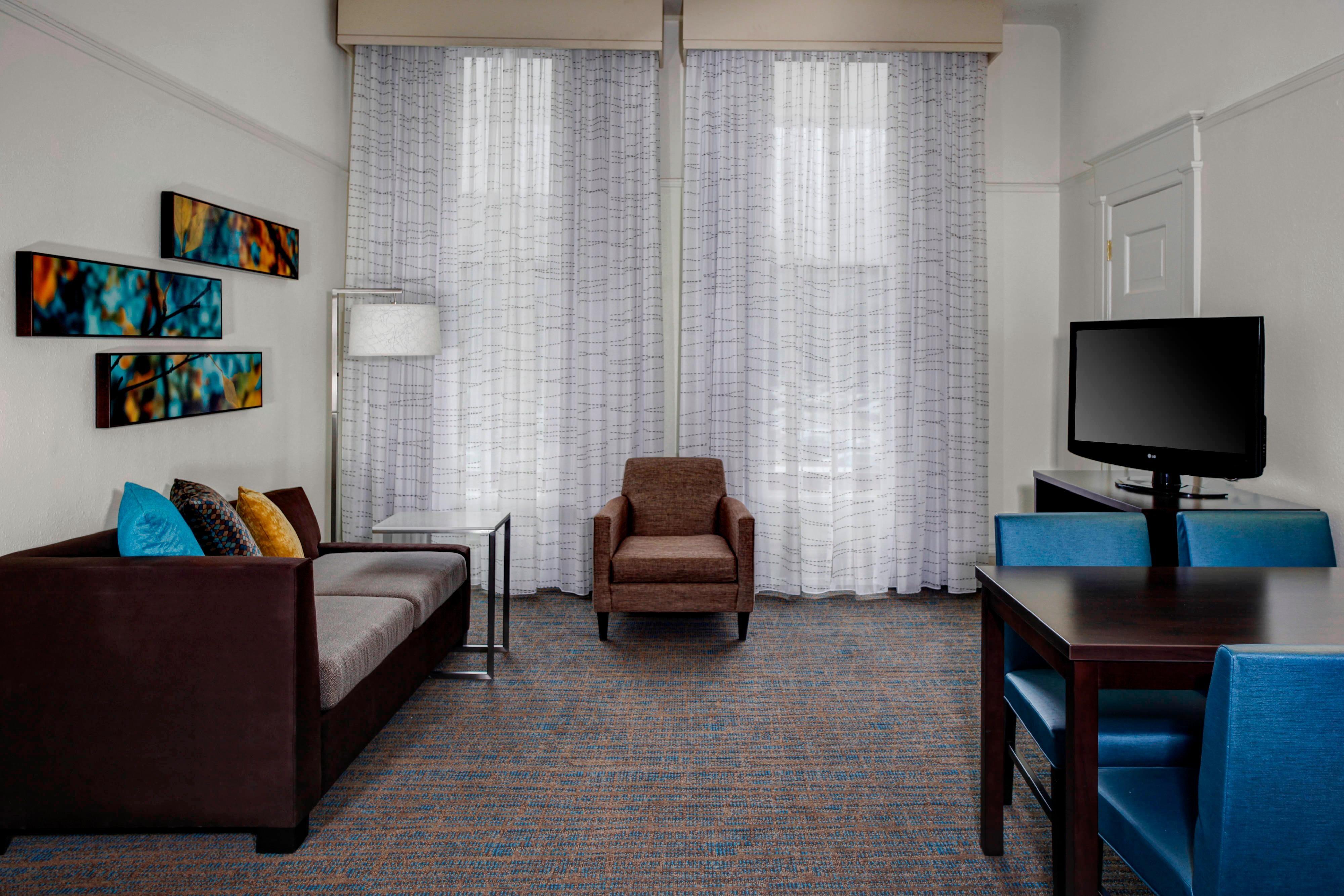 Suite mit einem Schlafzimmer - Wohnbereich
