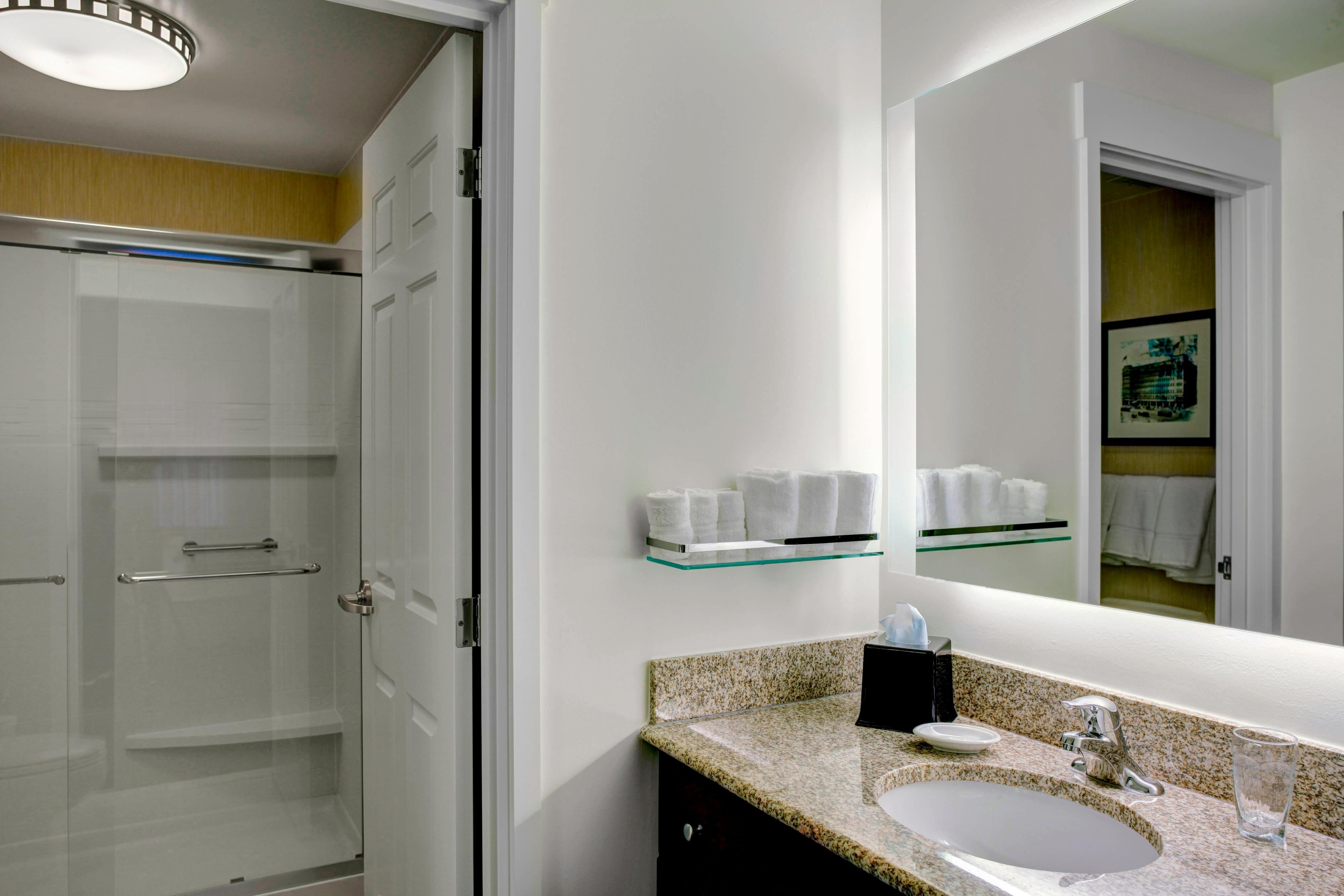 Suite– Badezimmer