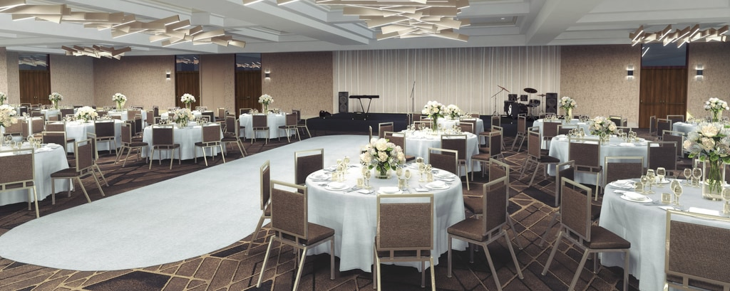 Cleveland Ohio Wedding Venues Cleveland Marriott Downtown At Key
