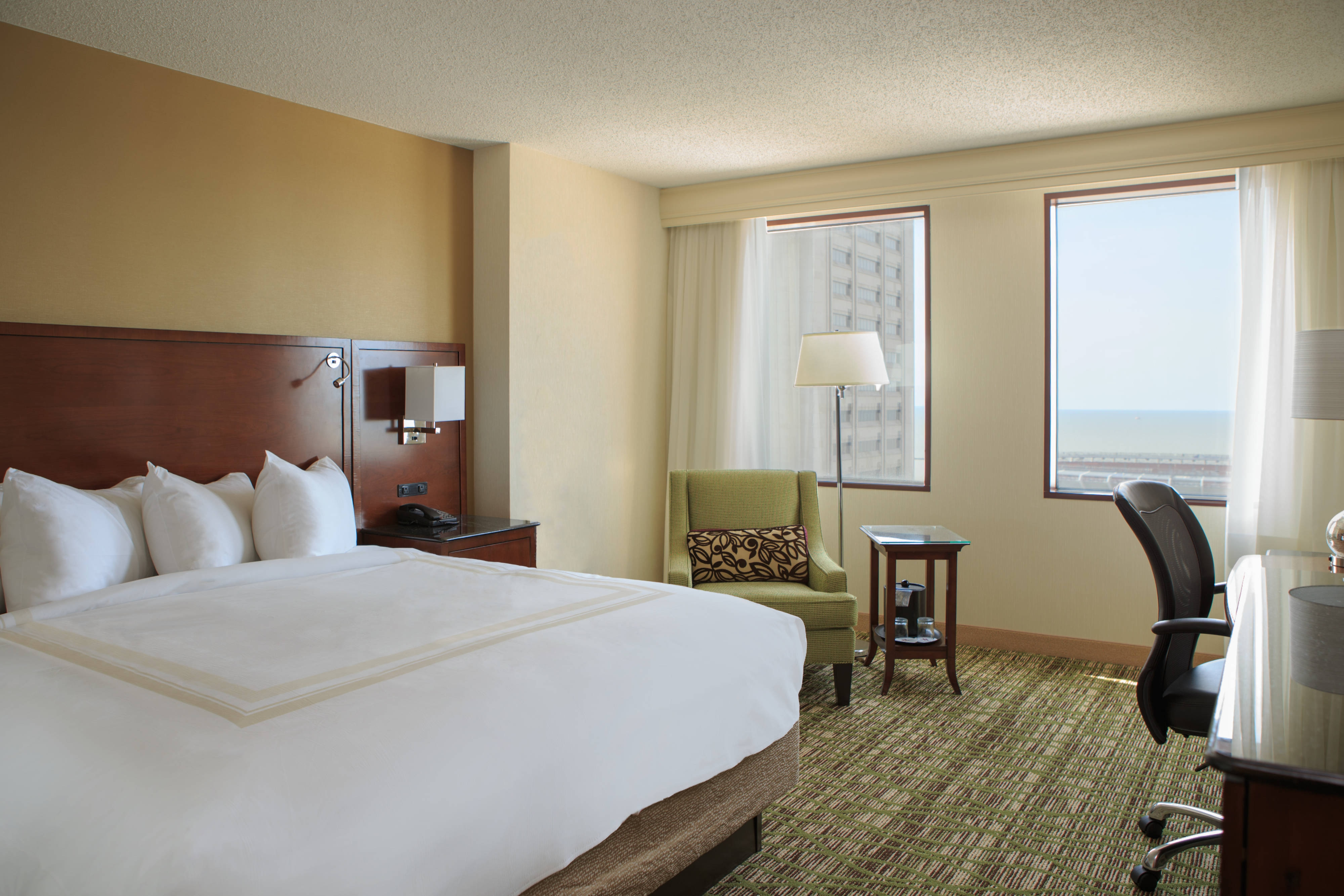 King City View Concierge Guest Room