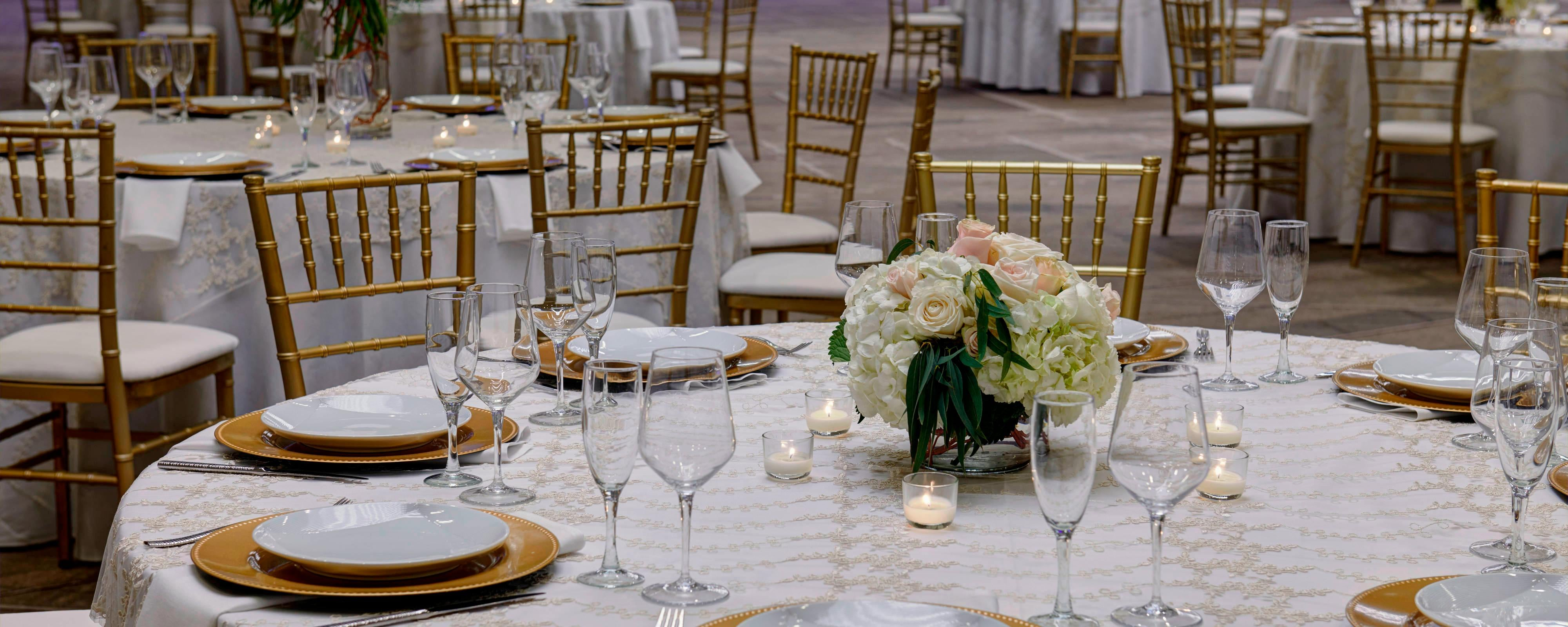 Cleveland Wedding Banquet Venues Cleveland Marriott Downtown At
