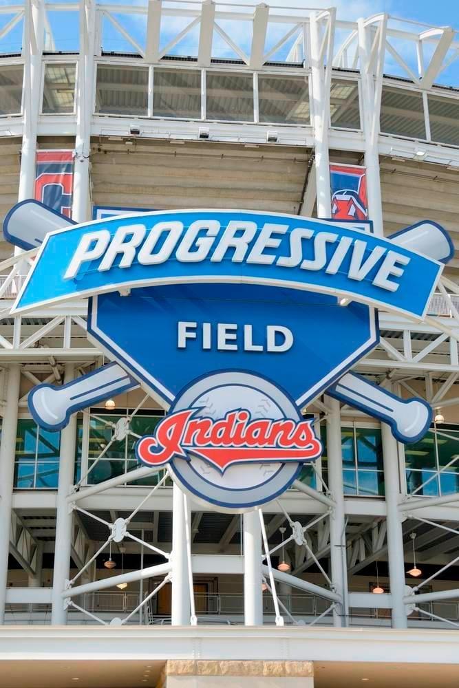 Progressive Field - Indians