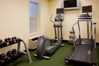 Hotel Gym Weights & Equipment