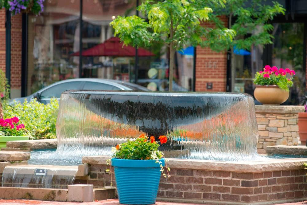 Crocker Park Cleveland Ohio