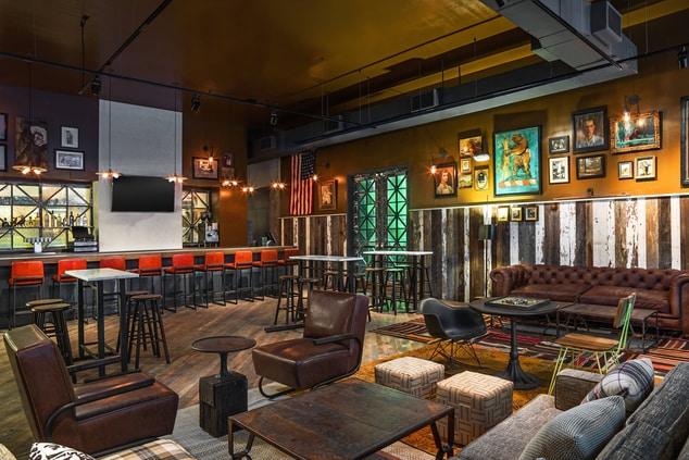 Urban Farmer Lounge