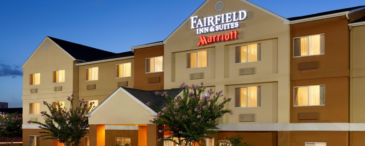 Bryan Fairfield Inn & Suites