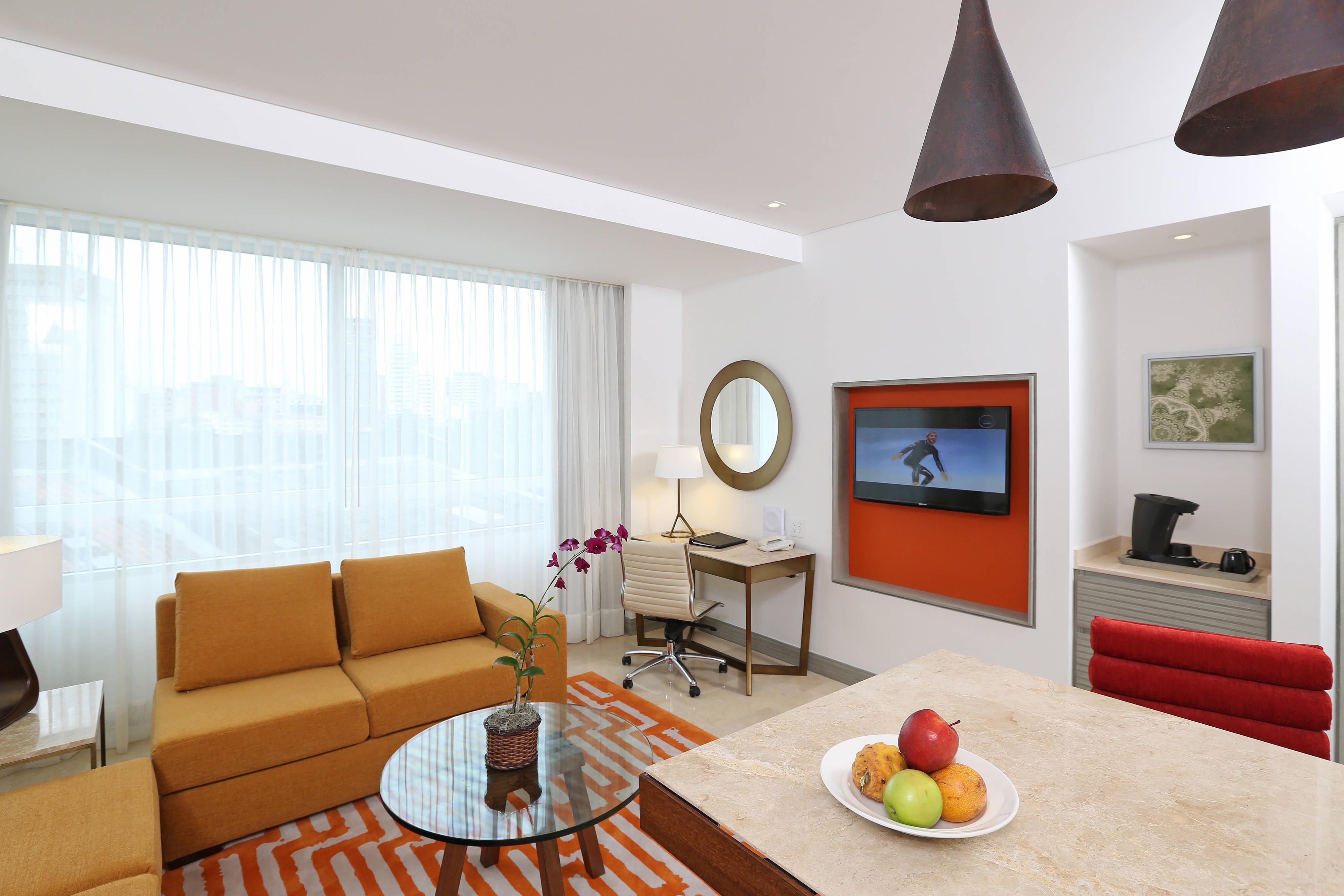 Marriott Cali hotel rooms