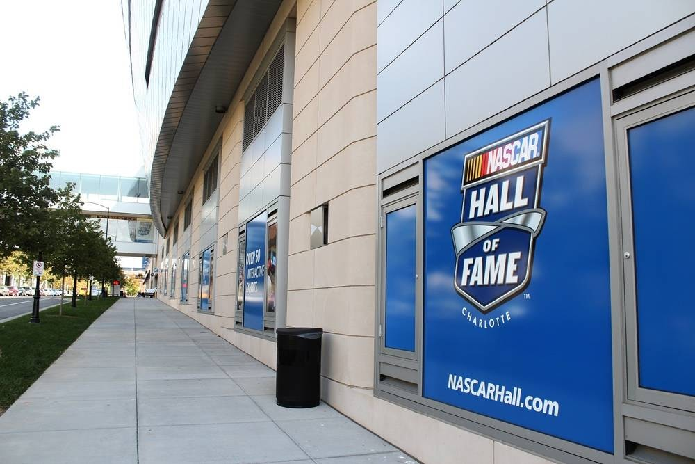 NASCAR Hall of Fame Hotels