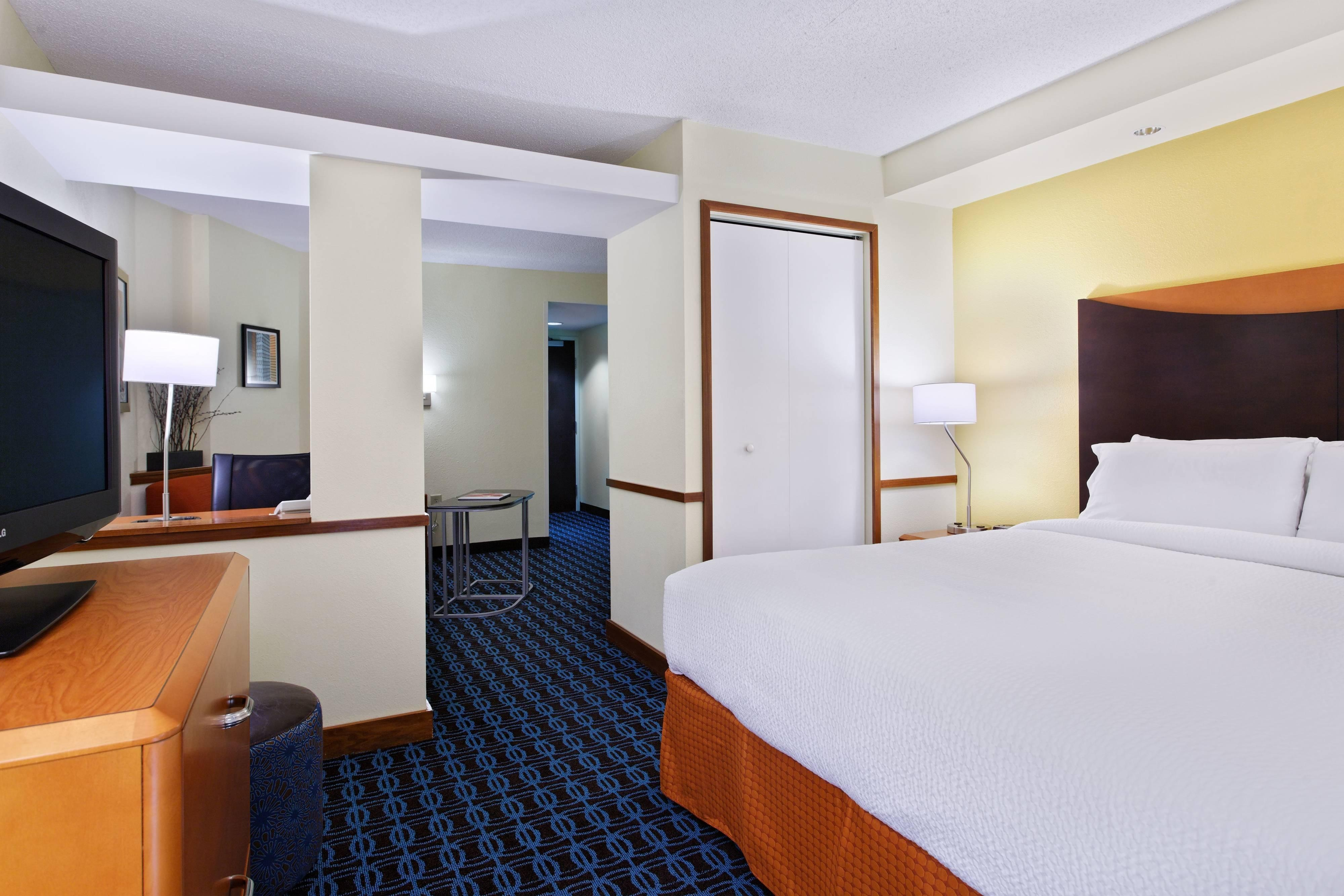 South Charlotte Hotel Suites