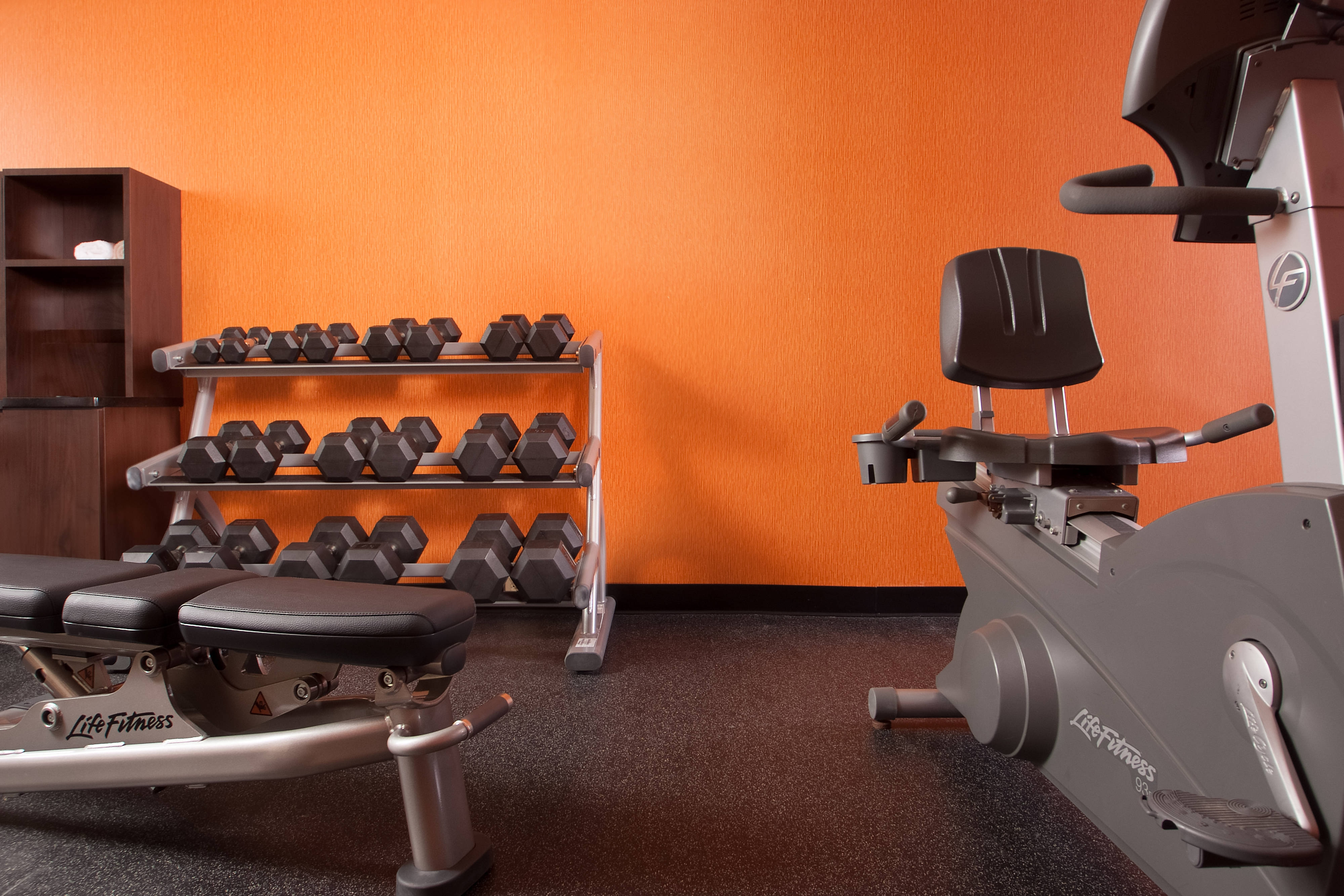 Hotels in Gastonia NC with a fitness center