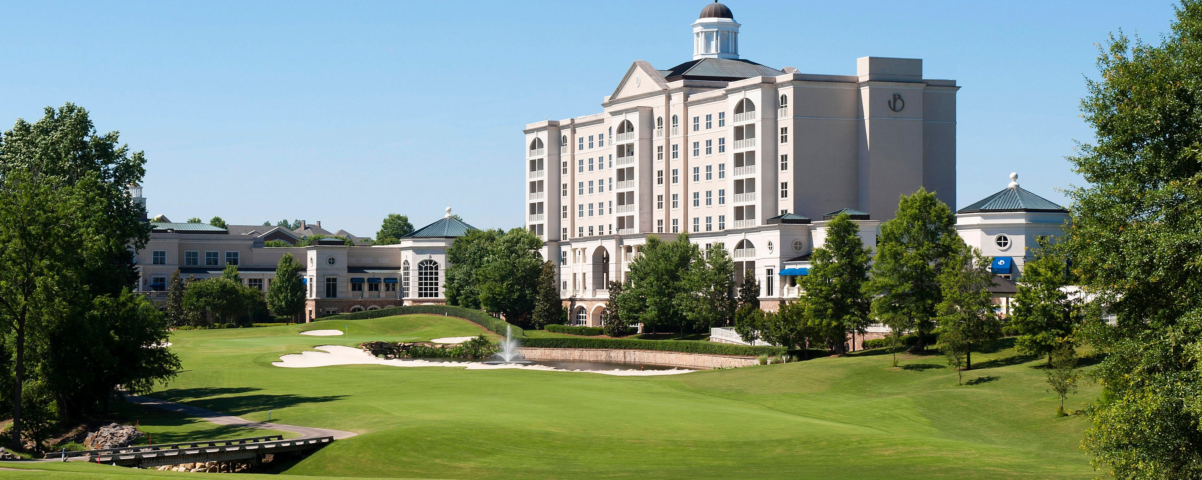 The Ballantyne Charlotte Exterior