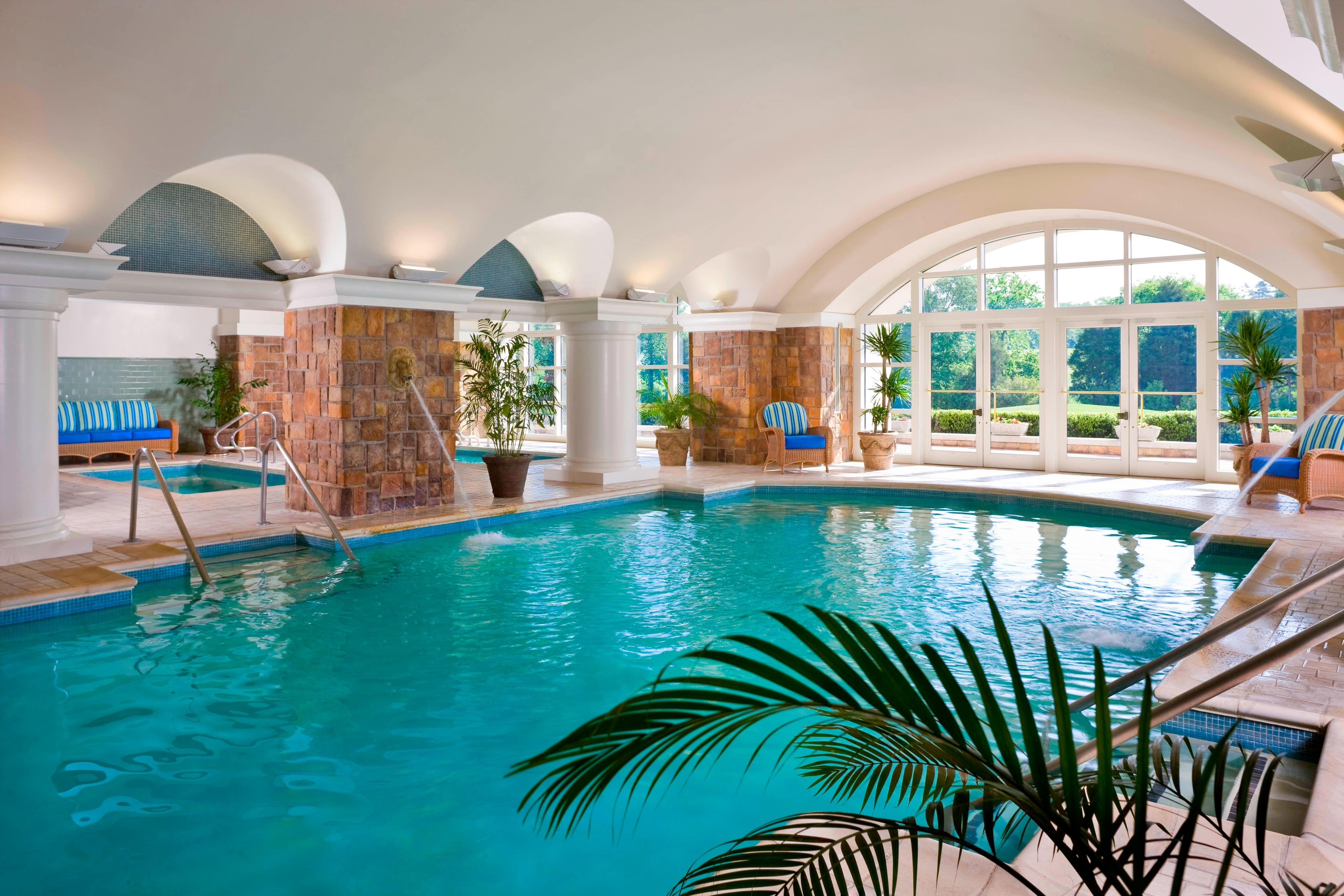 The Ballantyne Indoor Pool