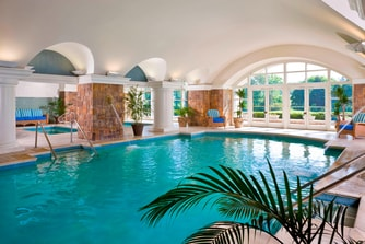 The Ballantyne Indoor Pool