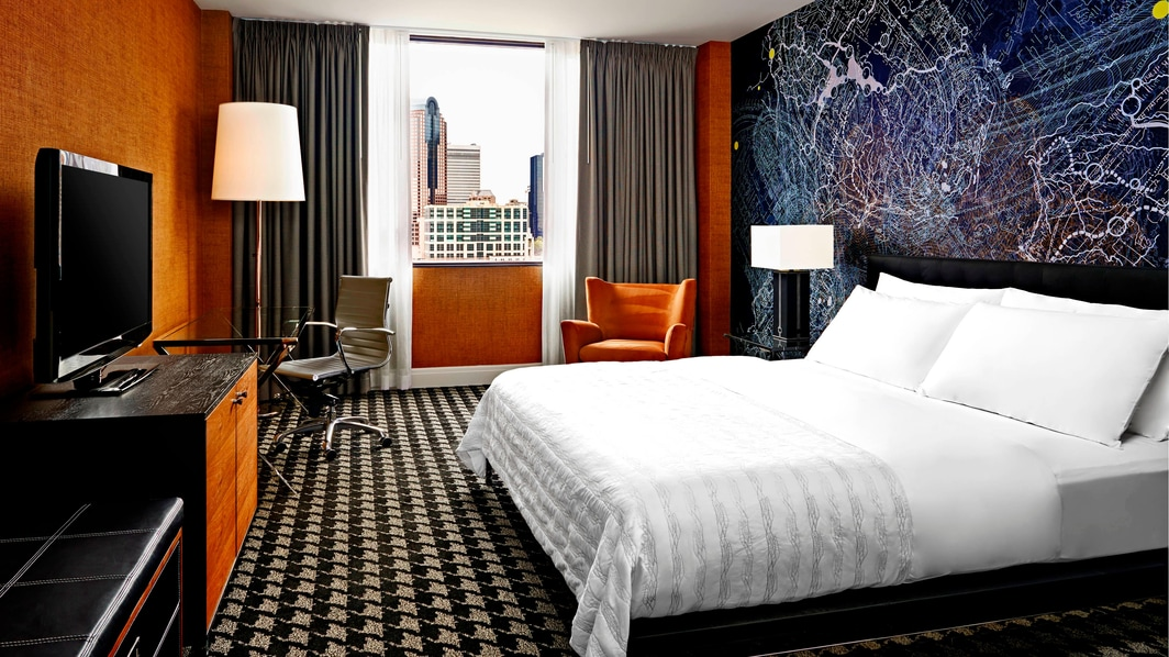 Guest Room King City View