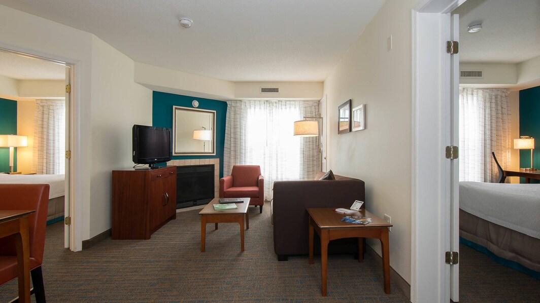 Suite de dos dormitorios