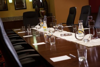 South Charlotte boardroom