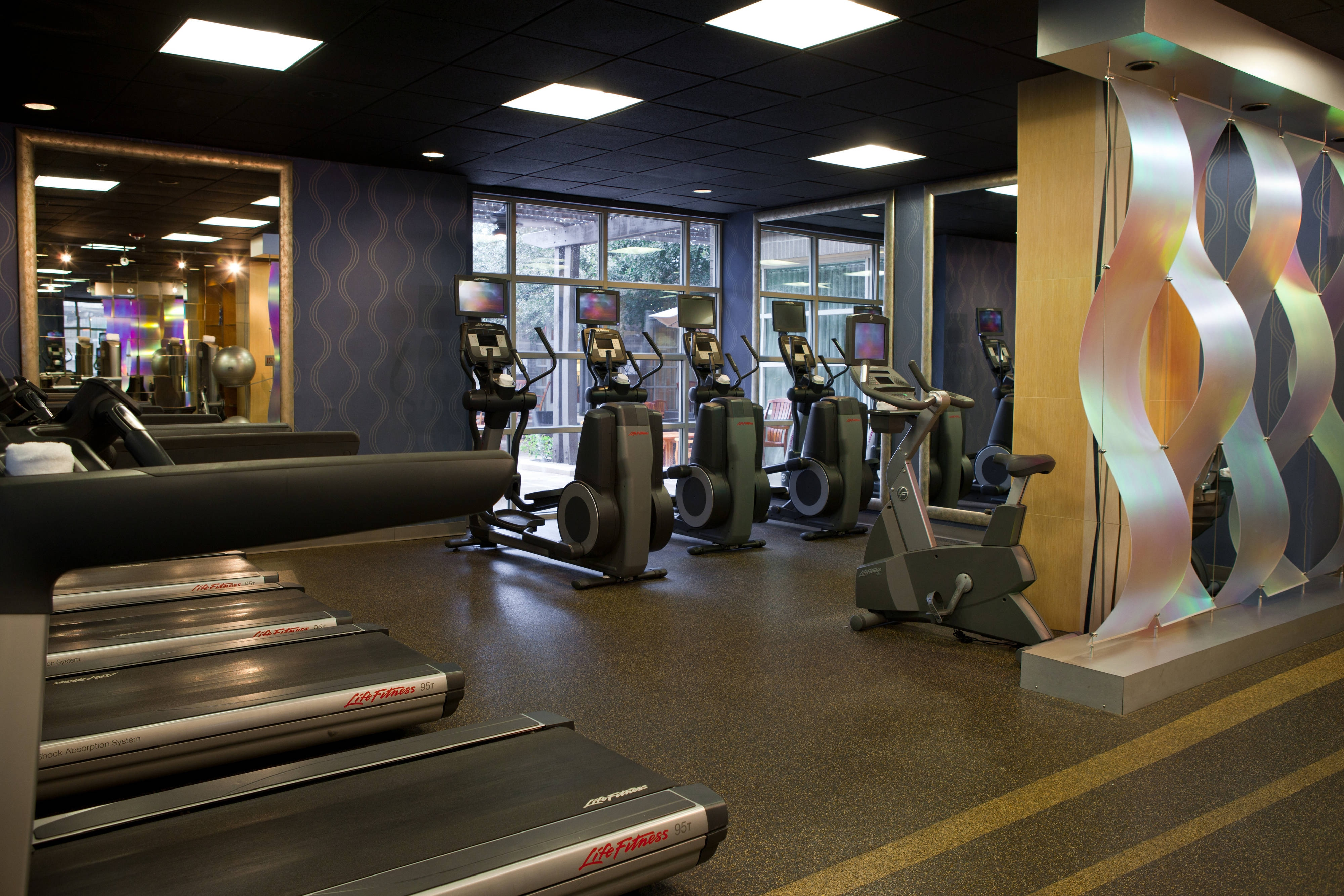 Charleston SouthPark fitness center