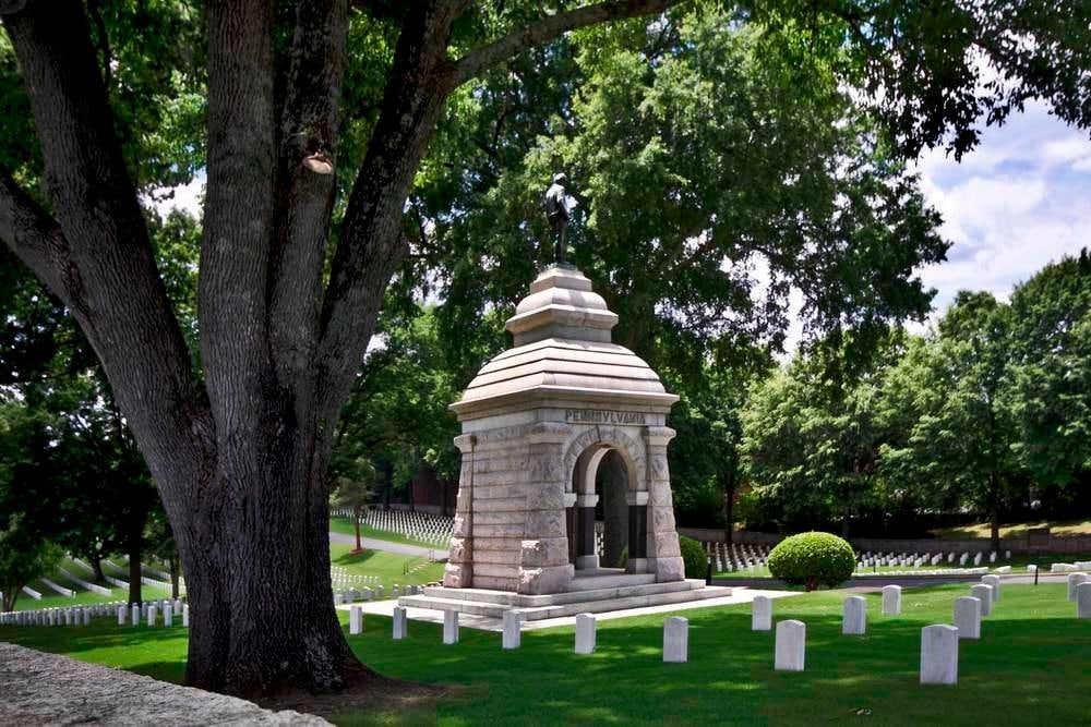 Salisbury Historic National Cemetery & Confederate Prison Site