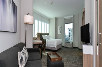 SpringHill Suites Charlotte Uptown