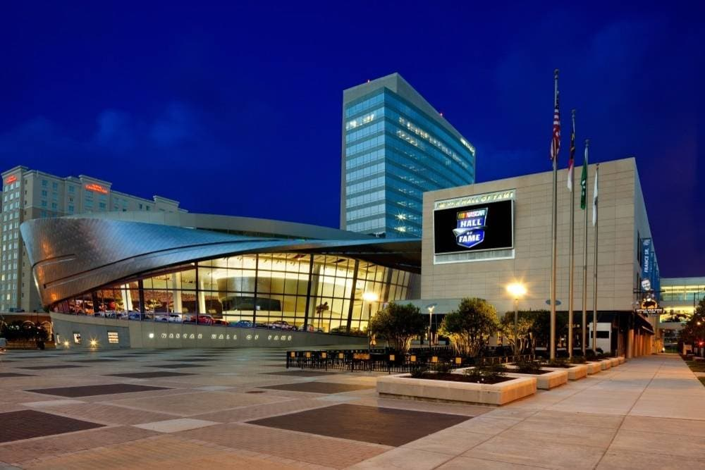 Charlotte Convention Center Hotels