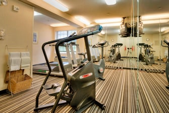 TownePlace Suites Charlotte fitness