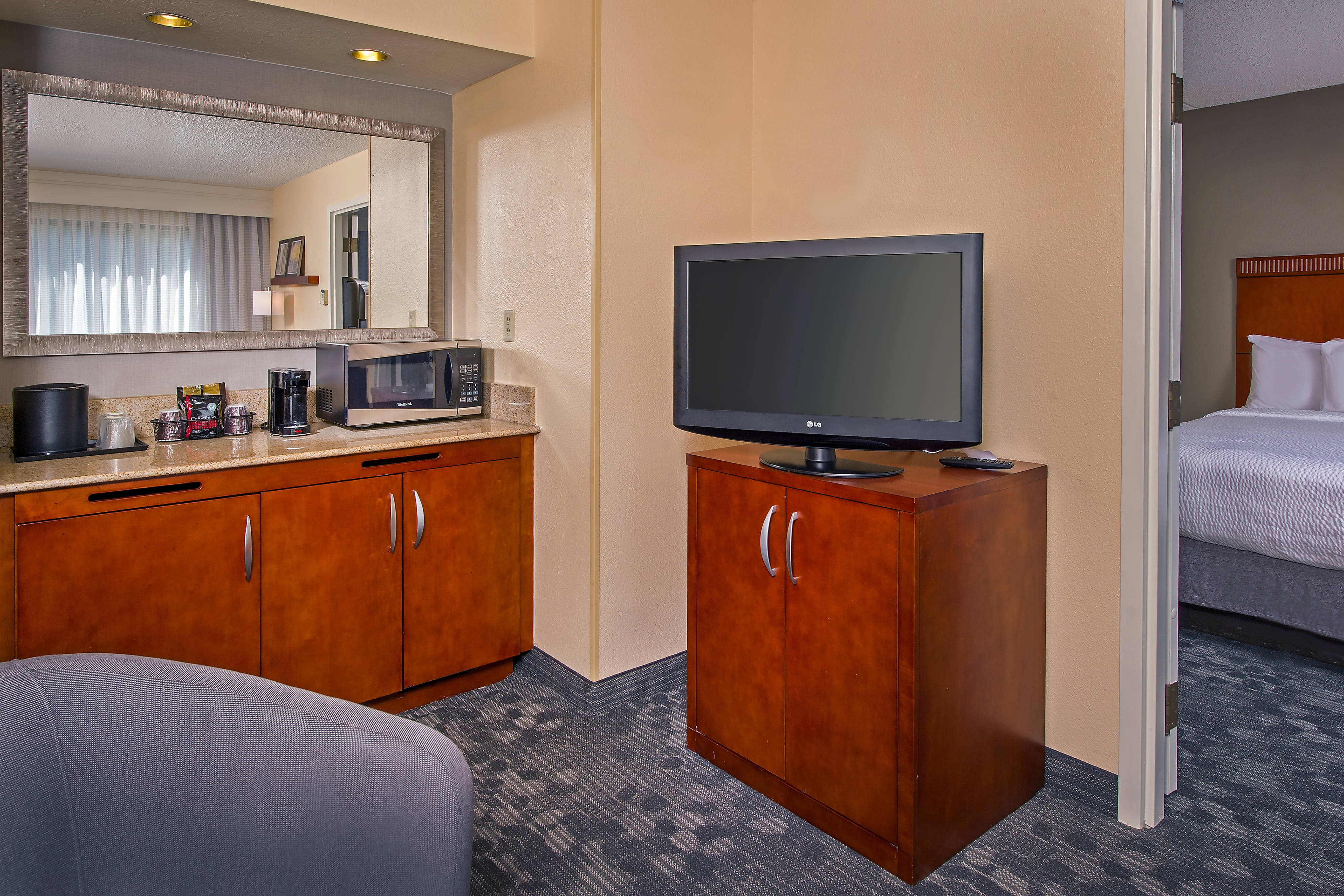 Double/Double Suite – Amenities