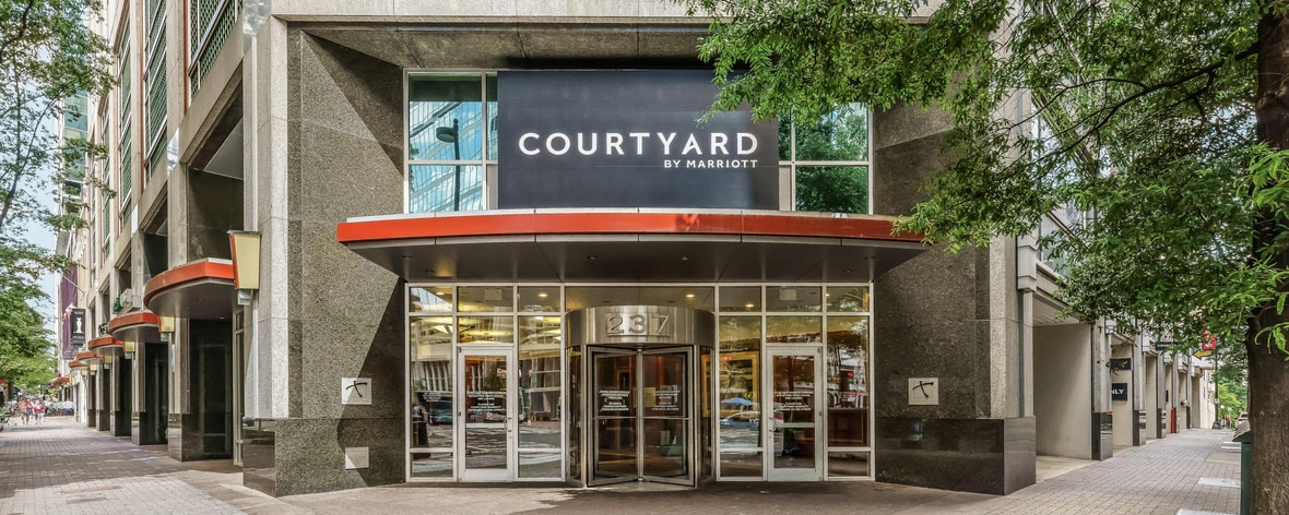 Charlotte Hotels | Courtyard by Marriott Charlotte City Center