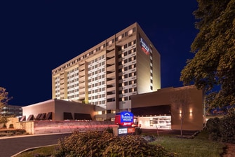 Fairfield Inn Charlotte Uptown Hotel
