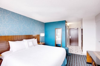 Fairfield Inn Charlotte Uptown Hotel with Suites