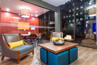 hotels with city views in Charlotte Uptown