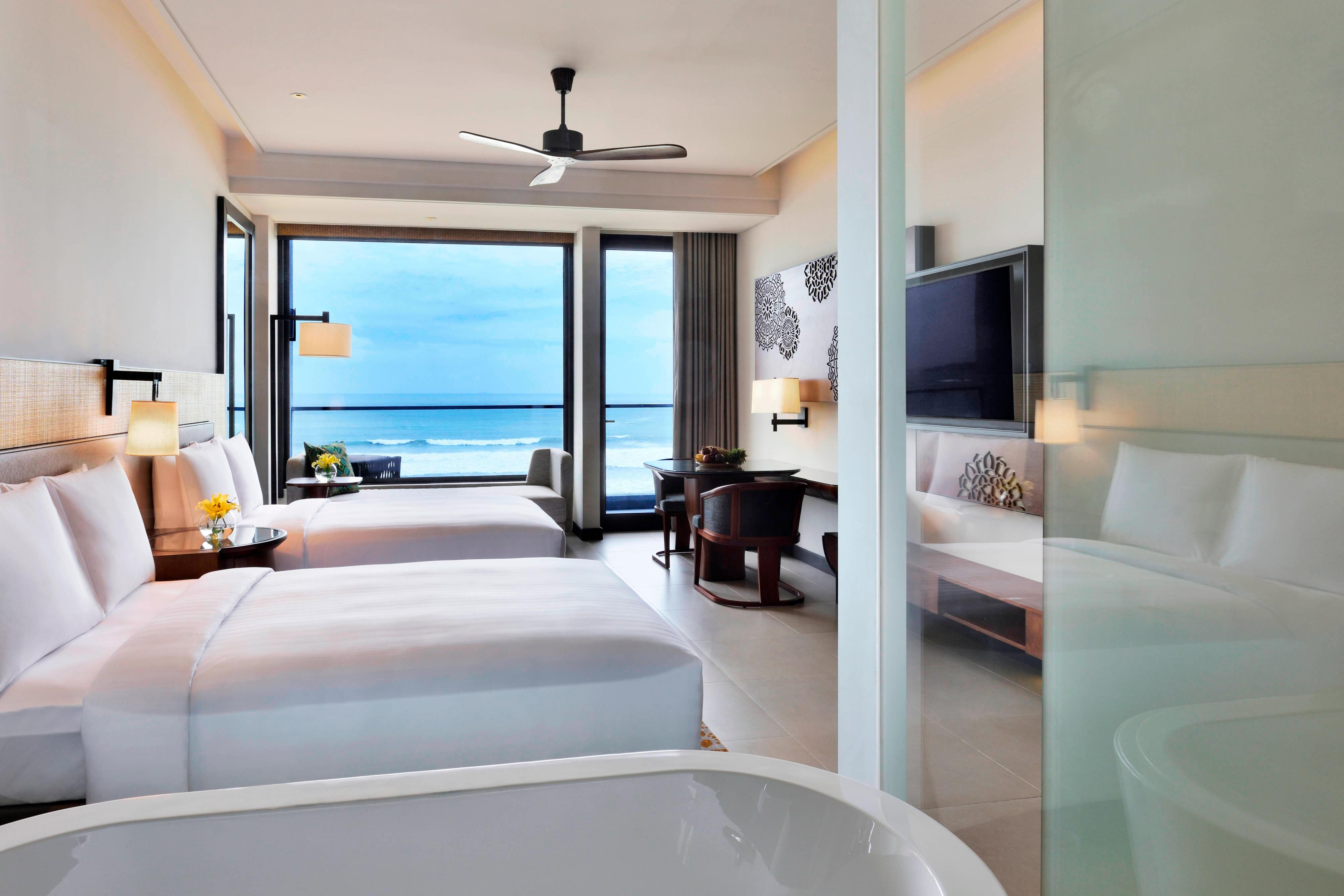 Superior Double/Double Ocean View Guest Room