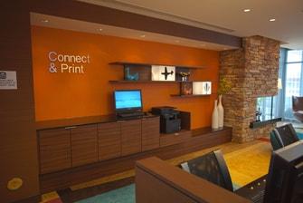 Fairfield Inn Columbus Airport Business Center