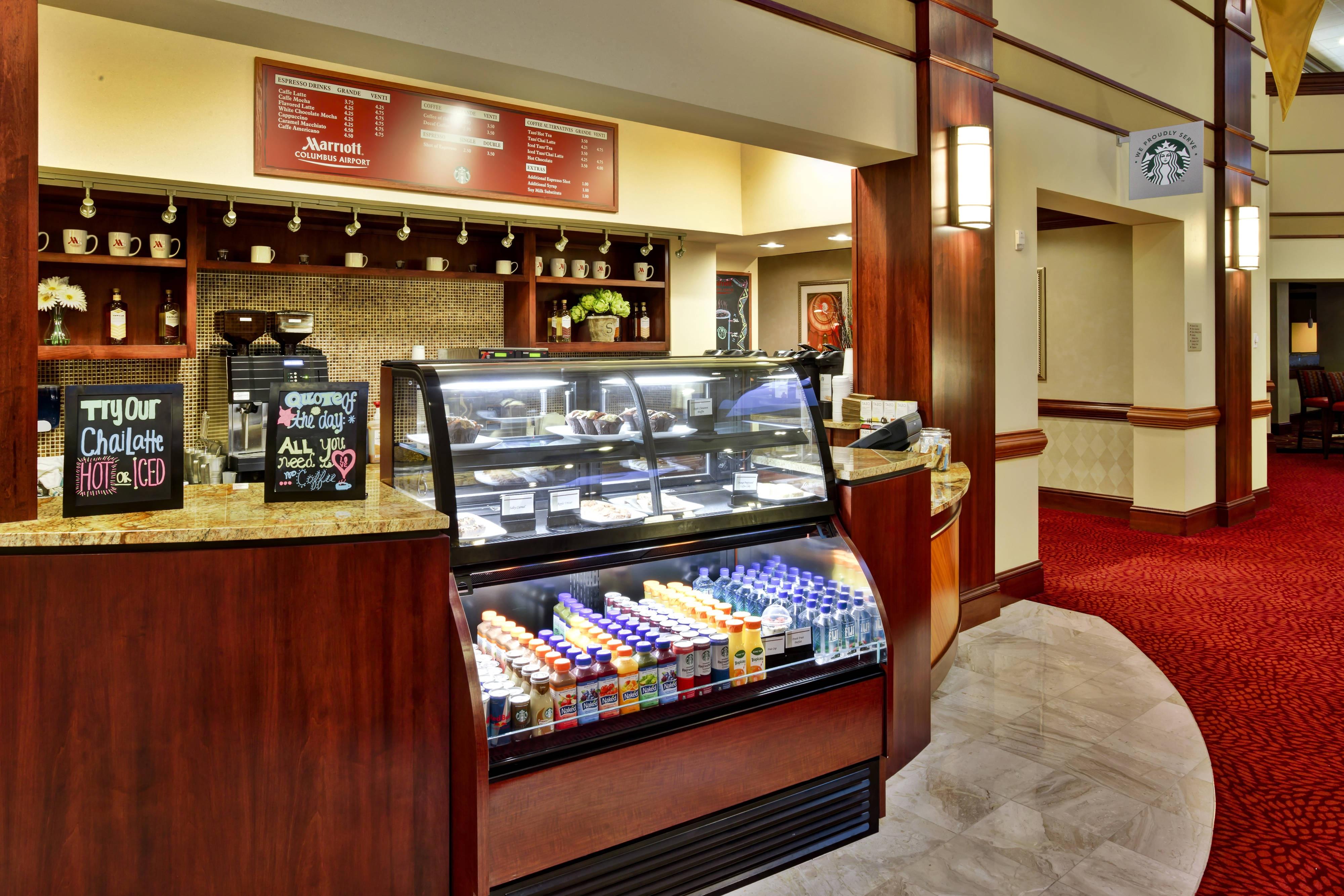 Marriott Greatroom - Coffee Bar