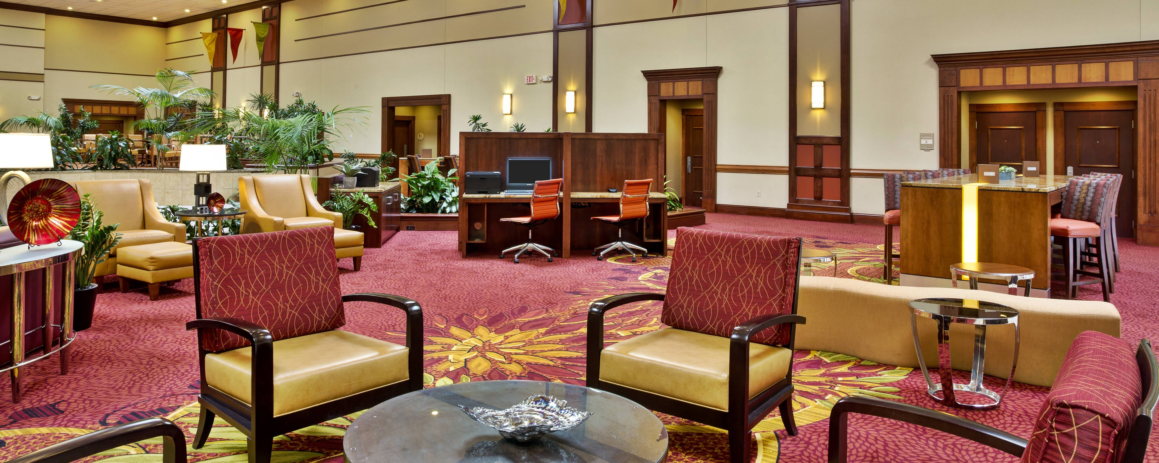 Marriott Greatroom – Sitting Area