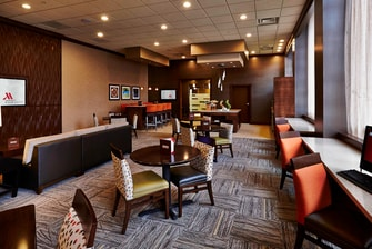 M Club Lounge Columbus Airport Marriott