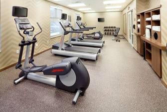 Columbus Dublin Hotel Fitness Center