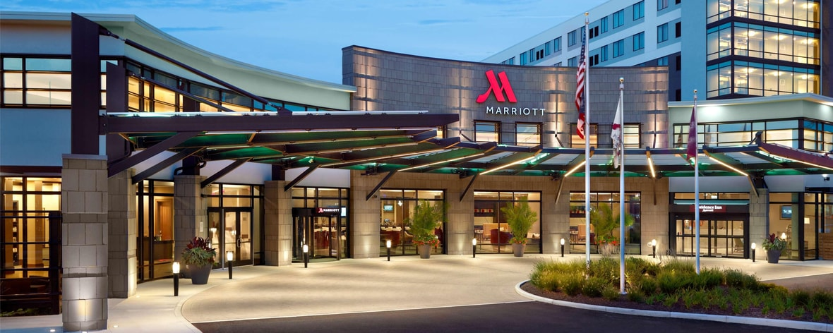 Marriott Columbus University Area Hotel