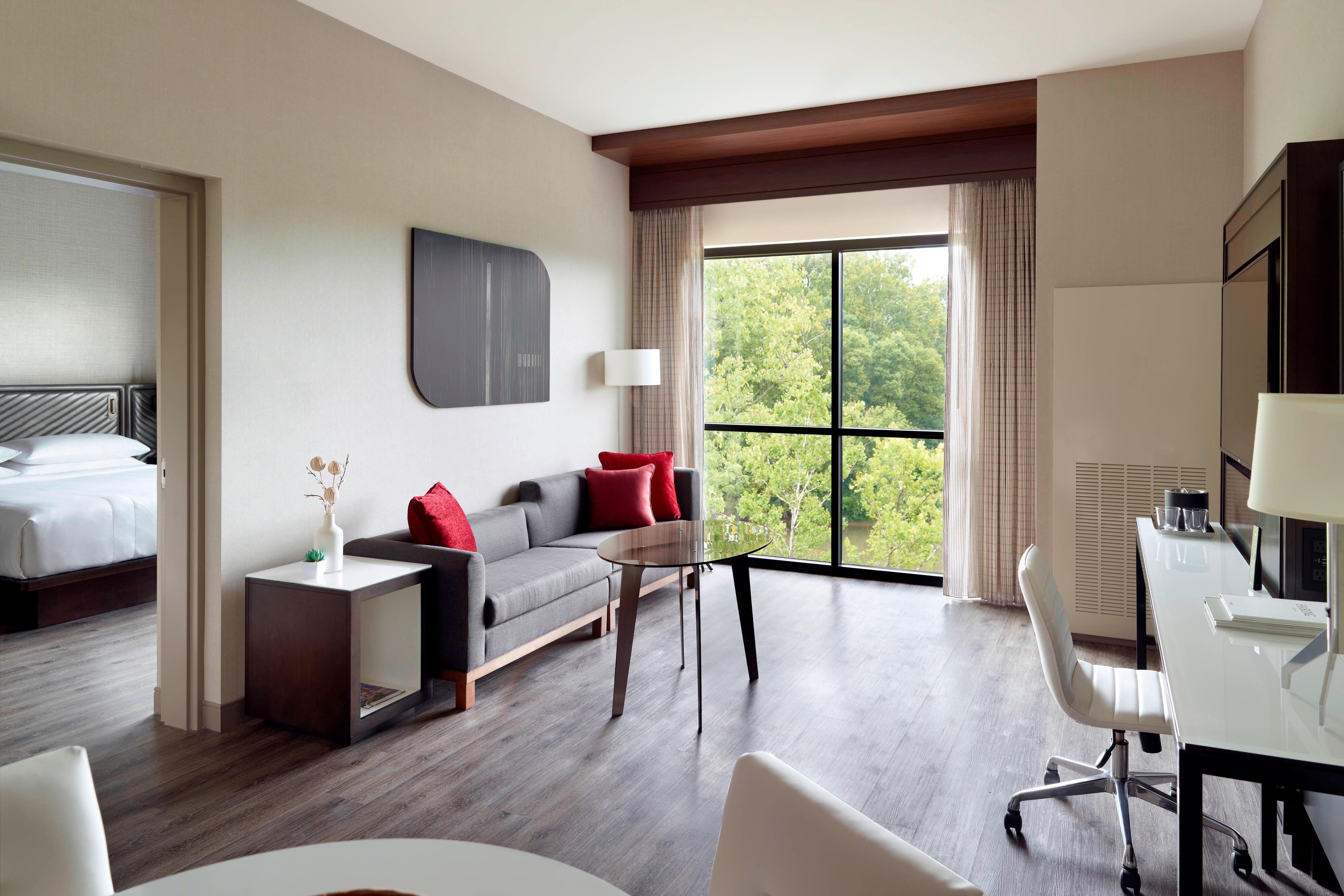 Junior Suite - Sitting Area