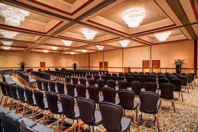 Governors Ballroom Meeting
