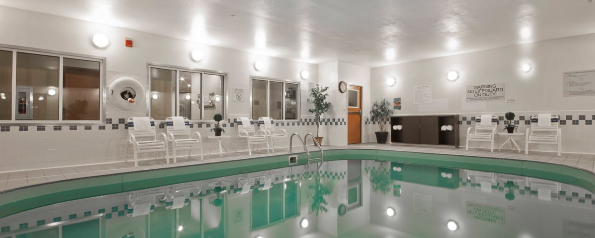 Marion Ohio Hotel Indoor Pool