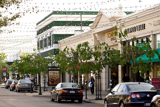 Easton Town Center Shopping