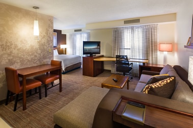 Easton Town Center Extended Stay Hotel Residence Inn