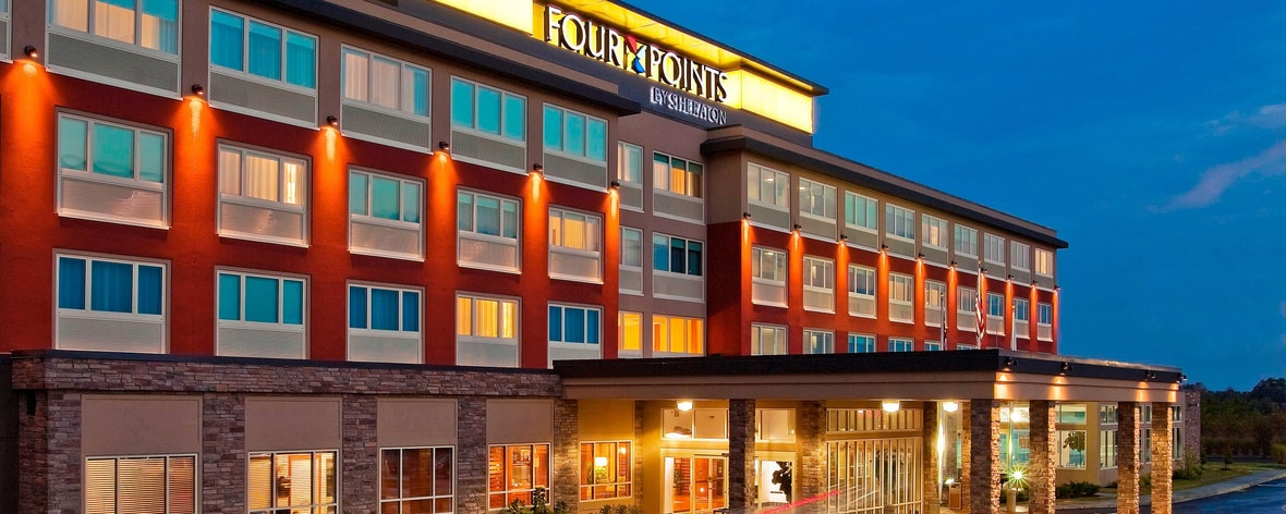 Business Leisure Hotel In Columbus Four Points By Sheraton