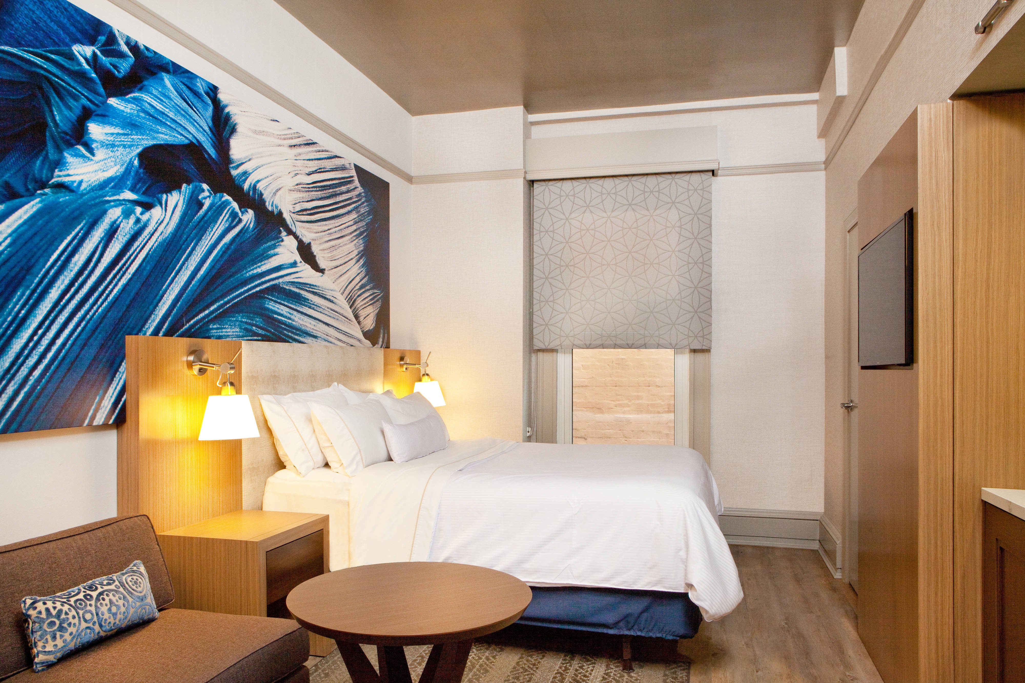 Urban Guest Room One