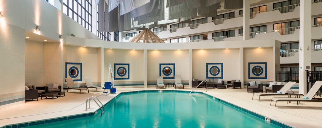 Hotels With Indoor Pool Columbus Oh Courtyard Columbus West